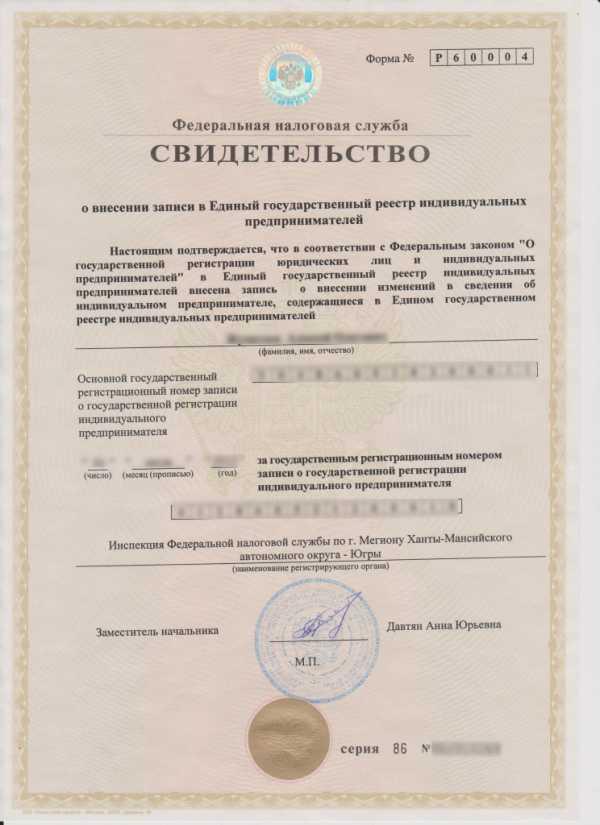 Регистрация инн для ип декларация 3 ндфл за 2019 год бланк скачать